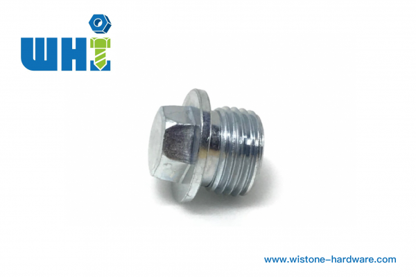 Customized Hex washer head screw